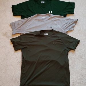 Under Armour Loose Fit short sleeve Tee's XL